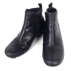 2fe0eef9f9363 Merrell Shoes Womens Black Leather Ankle Boots 7  Merrell  FashionAnkle