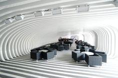 Zebar by 3Gatti Architecture Studio, Shanghai office design