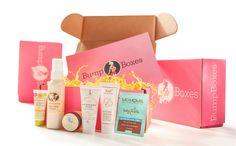 The monthly subscription box you'll actually use (and love.) #bumpboxes #fitbump