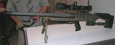 Rifle Alex The Bor is a Polish bolt-action 7.62x51mm NATO caliber sniper rifle. The weapon received the code name Alex during development, after the name of the lead designer Aleksander Leżucha, creator of the 12.7x99mm NATO Wilk anti-materiel rifle. After the development phase, the rifle received the military designation 'Bor'.
