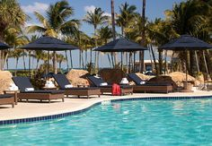 Piscina Exterior del Spa del Harbor Beach Marriott Resort & Spa en Fort Lauderdale
