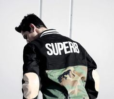 Lookbook Superb (Fall 2012)-delivery 2 #streetwear #streetstyle
