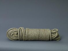 Rope that was used to hang the Abraham Lincoln conspirators. Artifact in the museum collection, National Park Service, Ford's Theatre National Historic Site, Washington, D.C.