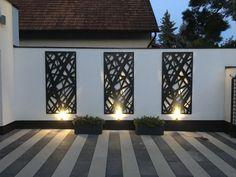 EVVAS Decorative Screens, Metal Buildings, Door Wall, Design Case, Terrazzo, Trellis, Gates, Entrance, Waterfall