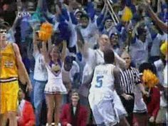 Tyus Edney goes the length of the floor to beat Missouri on the way to the 1995 Championship for UCLA