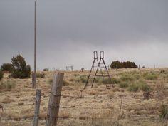 Abandoned Playground, Ludlow, Colorado