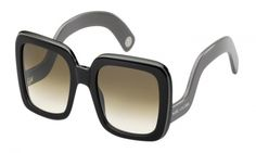Marc Jacobs Sunglasses Black and Grey color Marc Jacobs Sunglasses, Other Accessories, Eyewear, Looks Great, Black And Grey, Stuff To Buy, How To Wear, Html, Articles