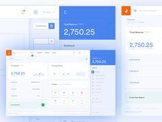 Jeton - New User Dashboard