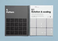 Brand guidelines designed by St for cement veneer business Cemento