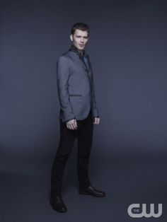 The Originals -- Image Number: OR2_Klaus_0584ra.jpg -- Pictured: Joseph Morgan as Klaus -- Photo: Jordon Nuttall/The CW -- © 2014 The CW Network, LLC. All rights reserved.