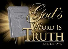 God's Word is truth. - John / Guds Ord er sannhet. Where In The Bible, Psalm 143, Jehovah S Witnesses, Jehovah Witness, Bible Topics, Free Bible Study, Bible Encouragement, Bible Truth, Bible Verses