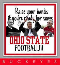 Hell Yes !!! Ohio State University Football  ...