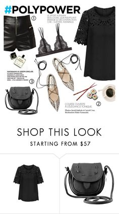 """""""#polypower"""" by punnky ❤ liked on Polyvore featuring Bluebella"""