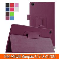 Fashion&Business For Asus ZenPad C 7.0 Z170c 7 inch Tablet Case Litchi PU…