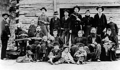 Hatfield and McCoy Photo Gallery | The Hatfield clan