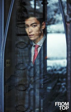 This man is too perfect haish - choi seunghyun. He's releasing his pictorial book FROM TOP.