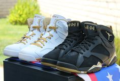Air Jordan Golden Moment Pack - Release Reminder - SneakerNews.com