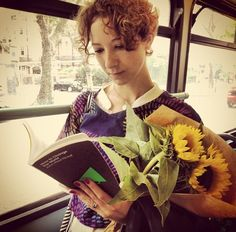 Philippa, on a London bus London Bus, Change The World, Reading, People, Word Reading, Reading Books, Folk, Libros
