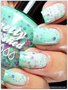 Pretty & Polished May Flowers - 2 coats