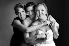 I want a picture like this with my sisters and I.
