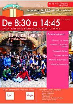 Revista escolar Pageants, After School Activity, Teachers, London, Journals