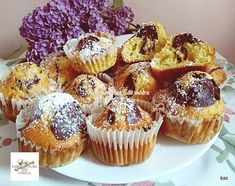 Muffin, Cookie Recipes, Food And Drink, Cupcakes, Cookies, Breakfast, Recipes For Biscuits, Crack Crackers, Morning Coffee