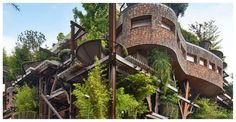 This Italian Apartment Building Is Really Just An Epic Treehouse For Adults