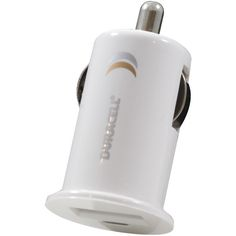 DURACELL DU1619 Mini USB Car Charger (White) – ResellerHub.store