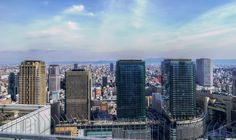 Grand Front Osaka (グランフロント大阪) / Architect by Nikken Sekkei (設計:日建設計)