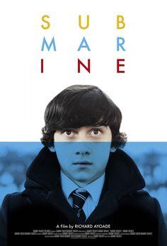 Movie poster Submarine