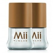 Mii 4oz GLASS NURSER BOTTLE 2-PK 118ml