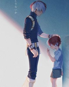 Boku no Hero Academia Todoroki Shouto Anime Boys, Cute Anime Boy, Otaku Anime, My Hero Academia Shouto, My Hero Academia Episodes, Hero Academia Characters, Anime Boy Zeichnung, Fan Art Anime, Hxh Characters