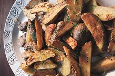 Lemon-Roasted Potatoes recipe