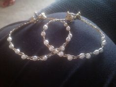 my gold bracelets, a bit more delicate then the inspiration