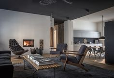 Apartment Berlin MItte by Annabell Kutucu, via Behance