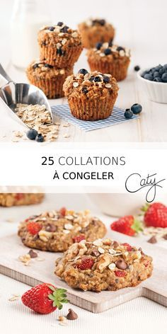 a caty collationsucree collations congeler de les recettes oubliez les c - The world's most private search engine Lunch Snacks, Vegan Snacks, Healthy Snacks, Vegan Recipes, Healthy Cake, Healthy Muffins, Batch Cooking, Commerce, Food Photo