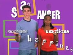 Three live-action videos help young viewers understand what emotions are, why there is no such thing as a bad emotion, and how they can get a handle on strong feelings like anger, sadness, frustration and disappointment.  Age appropriate scenarios offer the message that kids can take control of their emotions and feel better about themselves. Part One -- Angry? Sad? Feels Bad!; Part Two --When Worry and Fear Appear; Part Three -- The Stress Mess.