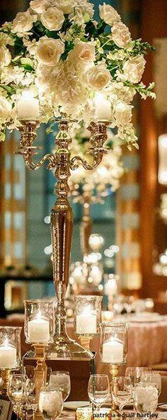 Frivolous Fabulous - Gorgeous Wedding Table Decor.