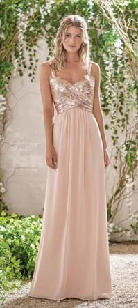 59 Best rose gold dresses images  6278b20b0ddd