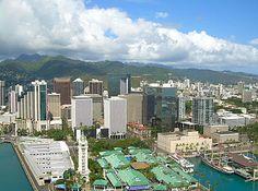 Downtown Honolulu