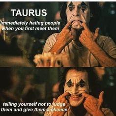 Taurus Funny, Taurus Memes, Taurus And Scorpio, Astrology Taurus, Taurus Quotes, Zodiac Signs Taurus, Zodiac Memes, Zodiac Star Signs, Zodiac Facts