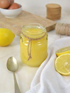 Crema de limón al microondas. Receta fácil paso a paso con vídeo