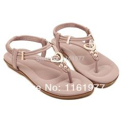 b7ce6c544a60 sandals unisex Picture - More Detailed Picture about Stripper  Sandles.Shoelace Sandals.Beach Women Sandles.Anchor Sandals.Comfortable  Flat Flap Flop Female ...