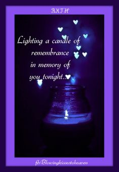 Download 418 Best Memory Candles images | Candle lit, Angels in ...