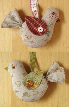 Image of Bird Ornament