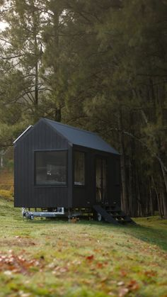 Fresh Prince - Barrington Tops Cabin Barrington Tops, Off Grid Cabin, Composting Toilet, Fresh Prince, Natural Building, Cabins And Cottages, Cabin Design, Eco Friendly House, Cladding