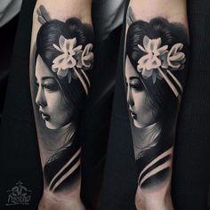 555 Mejores Imágenes De Geishas En 2019 Geishas Asian Tattoos Y