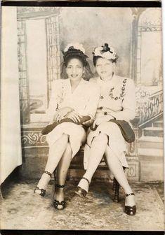 vintage beauty, vintag black, fashion ladi, vintage photos, black beauti