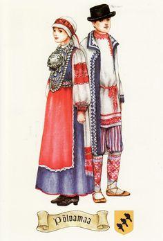 ULVIKARU POSTCARDS: ESTONIA