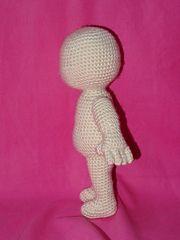 Ravelry: NIN basic doll pattern by Giulia Zeta